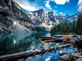 Rockies, Alberta, Canada