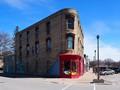 Flatiron Building Goderich Ontario ♠‡