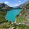 Lake Barbellino: Lombardy, Italy.