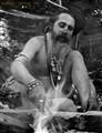 sadhu in kumbha