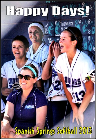 2013 Nevada NIAA HS Softball