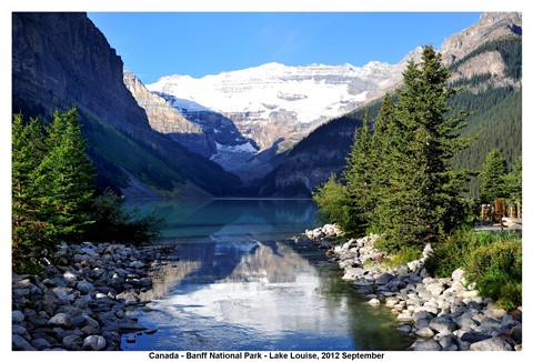 Canada - Banff National Park - Lake Louise