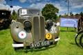 Hillman Minx MK1 1946 RAF Staff Car
