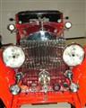 An Orange Rolls Royce!