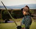 At Stirling Castle