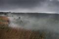 Hawaii Volcanic Fog