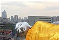 Biggest Buddha in the City of Bangkok