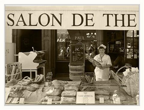 Bakery in France
