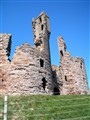 Dunstanburgh Castle , Northumberland.