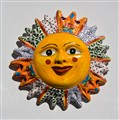 Ceramic Sun Old Town St Augustine