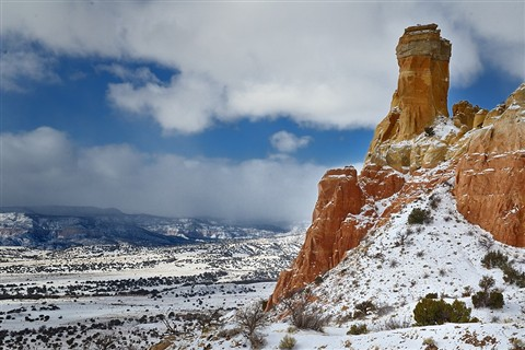 Ghost Ranch - Chimney Rock -Abiquiu