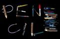 Pen & Cil
