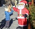 Hello,Santa Claus