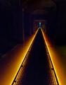 Light in the underground