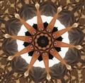 Kaleidoscopic view