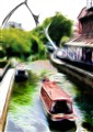 Canal Boat Lincoln