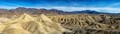 Some parts of Death Valley are barren of all forms of plants; just dirt, wind, and sun.