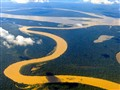 Curves in the Amazon