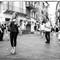 Italy July 2013: Street