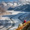 Breathtaking Aletsch Glacier!
