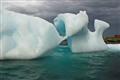 Iceberg In Tilting Harbour, NL