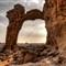 Arch, El Ghessour, Southern Algeria
