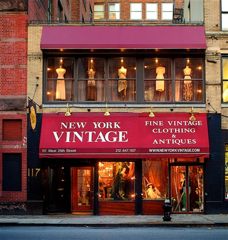 New York Vintage Exterior