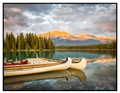 Emerald Lake, Western Canadian Rockies