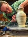 Turning Vase