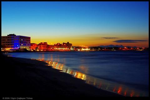 Sunset at Ilica...