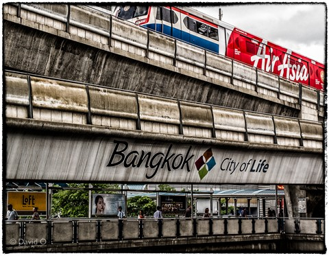 Bangkok - Gritty City