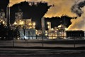 Quiet winter night @ the Ethanol plant
