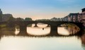 Florence-the river Arno