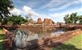 Muang Tam, 12 Century Khmer Temple in SE Thailand