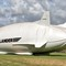 BOTW Airlander second day out of its hangar