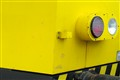 Yellow loco