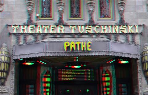 Tuschinski Theater 3D