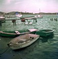 Boats on the canal in Cabo Frio