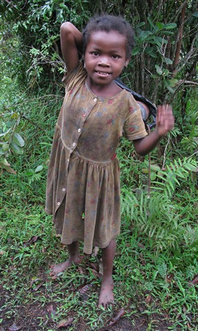 Madagascan Child