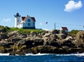 Nubble Lighthouse, Cape Neddick Maine