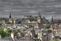 HDR Edinburgh castle