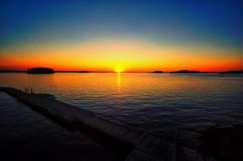 Sunset Ontario