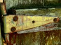 Rusty Old Hinge