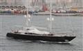 Big Sail Boat