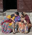 Women in Grief, Pashupatinath, Kathmandu