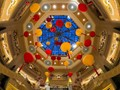 Inside the Palazzo/Venetian; Las Vegas