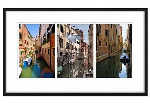 Venice Triptych 44.8 x 30.9