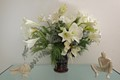 Bouquet in white for Christmas