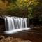 Oneida Falls in Autumn