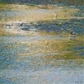 Impressionist waterscape